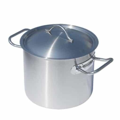 Rostfri Gryta 5 Liter med Lock