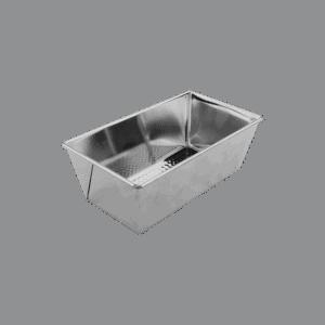 Brödform 20 cm 1,5l Bleckplåt