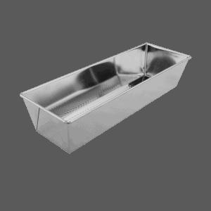 Brödform 35 cm 2,5l Bleckplåt