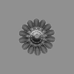 Sockerkaksform 16 cm Bleckplåt 1L