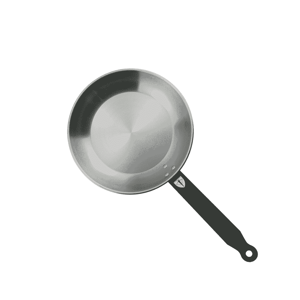 Stekpanna Kolstål 24 cm