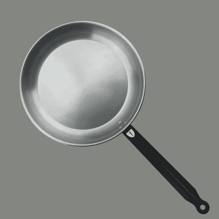 Stekpanna Kolstål 32 cm