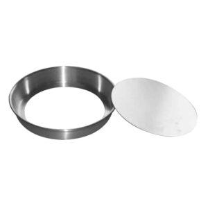 Tærteform 22cm Løs Bund Aluminium
