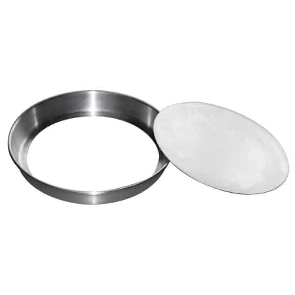 Tærteform 26cm Løs Bund Aluminium