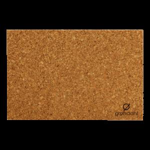 Korkunderlägg i tjock kork 30x20x2 cm