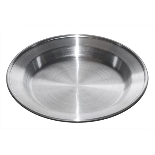 Tallrik Ø24cm Aluminium