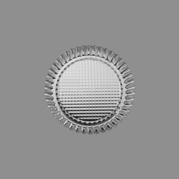 Pajform 20 cm Bleckplåt