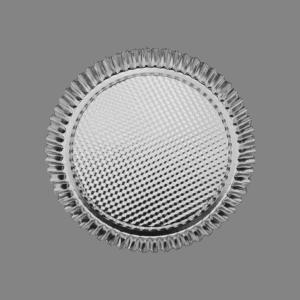 Pajform 27 cm Bleckplåt