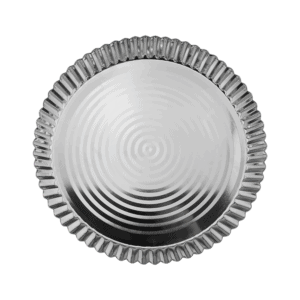 Pajform 30 cm Bleckplåt