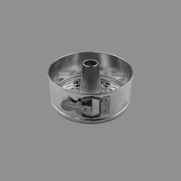 Springform 16 cm Utbytbara Bottnar 1,2L Bleckplåt