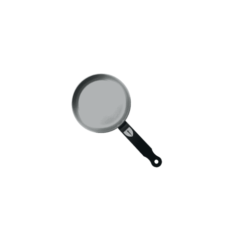 Stekpanna Kolstål 14 cm