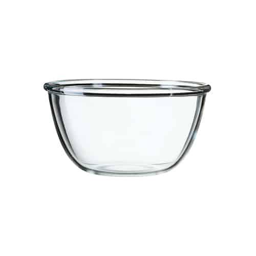 Glasskål 2 L