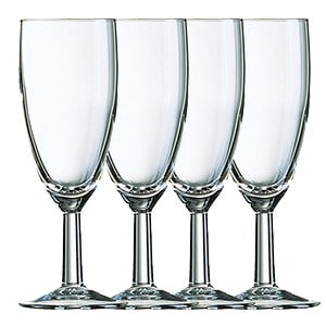 Champagneglas 14cl - 4st