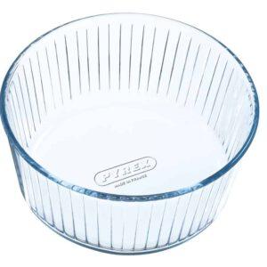 Pyrex Suffleform Glas 21cm