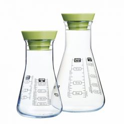 Kitchen lab 250 ml glas med låg