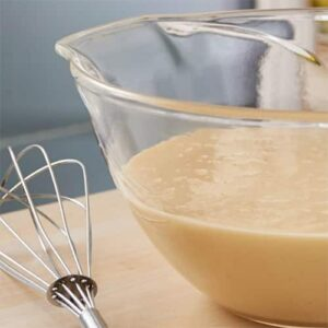 pyrex vinatge glasskål