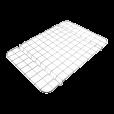 Galler för Långpanna 32x22 cm