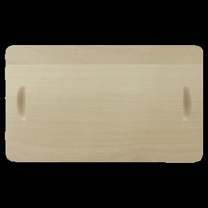 Träskärbräda 38x23 cm Bok