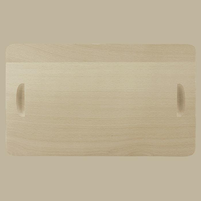 Træskærebræt 38x23cm
