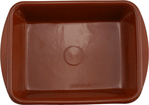 Liten Ugnsform Keramik 18x14 cm