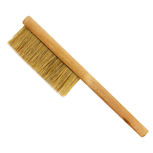 Borste Trä Vildsvinshår 29 cm träredskap