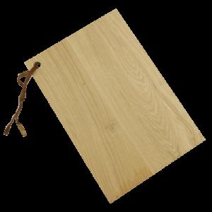 Ek Träskärbräda 34 cm - Träredskap