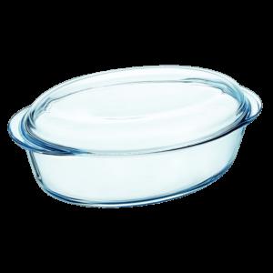 Pyrex Oval Stegeso Glas