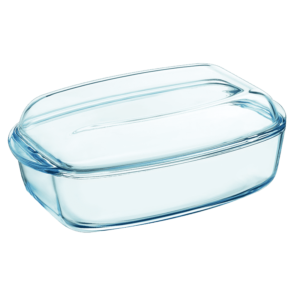 Pyrex Rektangulær Stegeso Glas - COOKSTORE