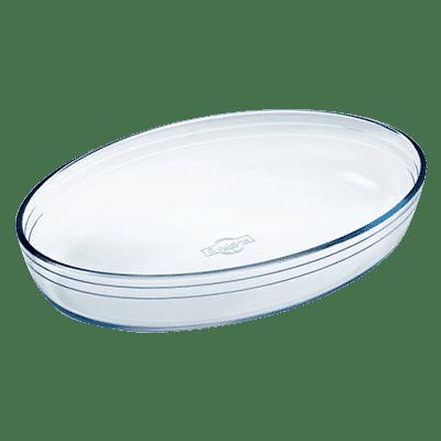 Pyrex Oval Ugnsform Glas 26cm