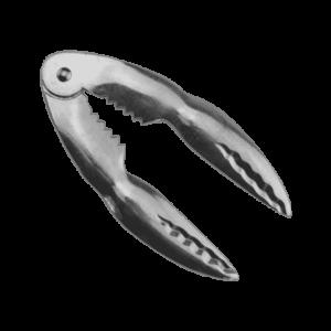 Skaldjursknäckare Aluminium